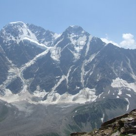 Mount Elbrus peak 7