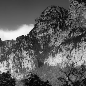 In the heart of Vikos Gorge