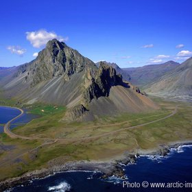 The Hvalsnes landslide, Eastern Iceland