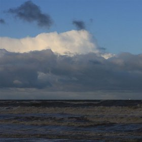 Windy North Sea