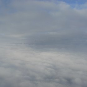 Double cloud cover