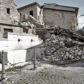1 year after L'Aquila earthquake