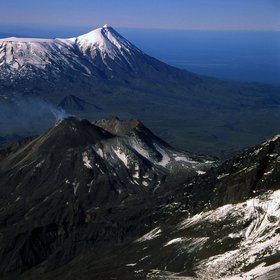 Klyuchevskaya Group of Volcanoes