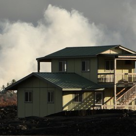 Living on the lava
