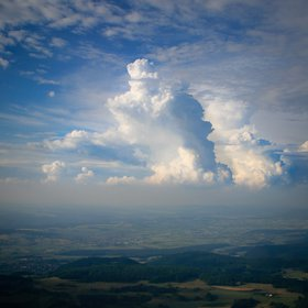 The size of a Cumulus
