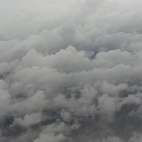 Stratocumulus field from above
