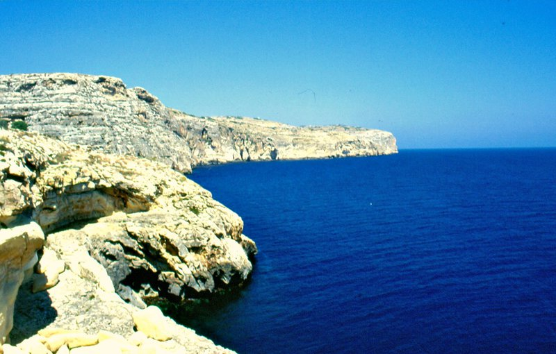 Maltese cliffs