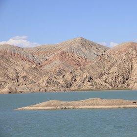 Tienshan in Xinjiang, China
