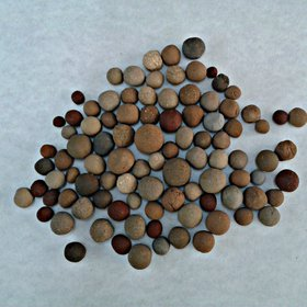 Soil balls (soil texture by feel method)