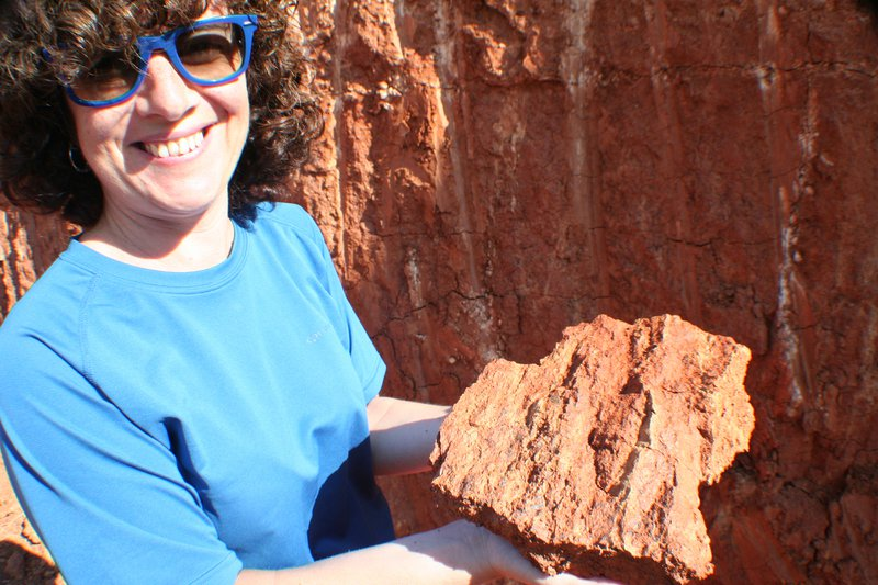 Red soil aggregate