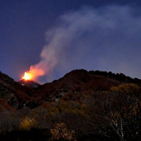 Etna Eruption: 14 December 2013