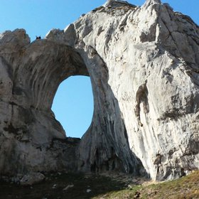 On the Natural Rock Arch