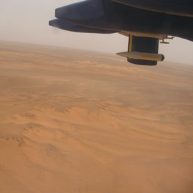Flying over the Saharan Cauldron II