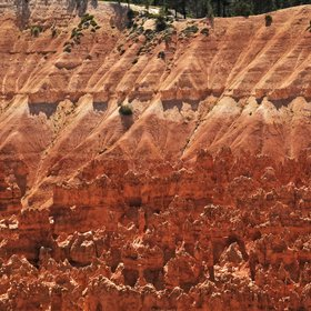 Peaks of Bryce Canyon