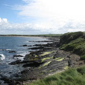 The Kilmore Coastline in Ireland