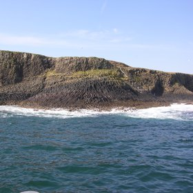 Eastern Side of Staffa