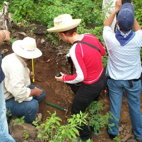 Describing a soil profile