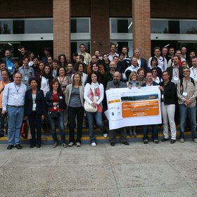 Participants in the FUEGORED2009 meeting, Sevilla, Spain
