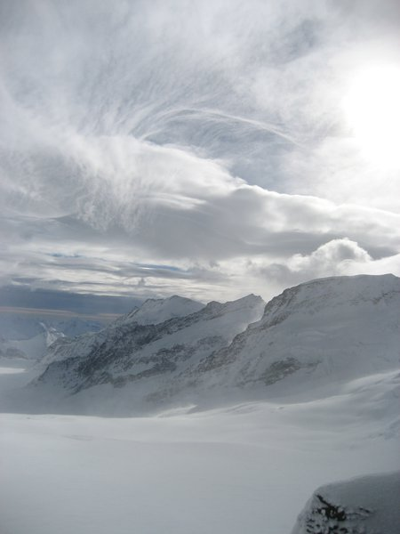 Clouds, Snow, Ice - it's all water