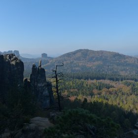 Saxony Switzerland - The German Monument Valley