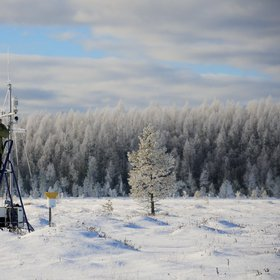Winter Eddy Covariance researches