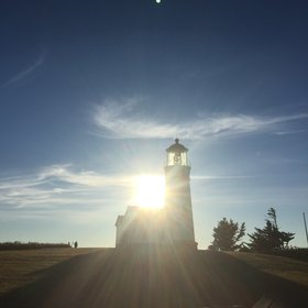The Westernmost Light