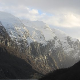 The Nærøyfjord in Norway 2