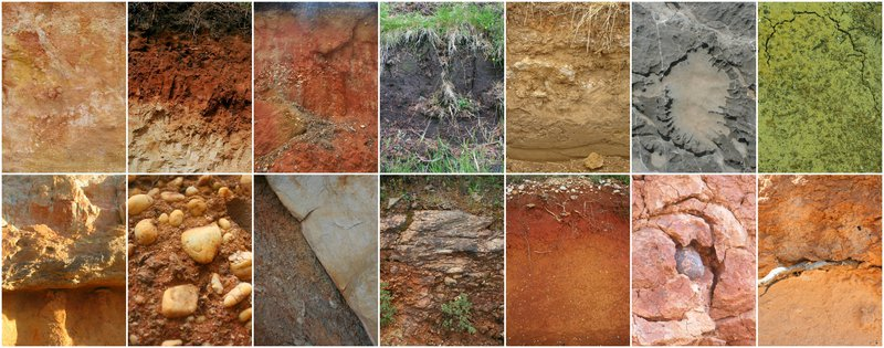 Soil, that colorless dirt