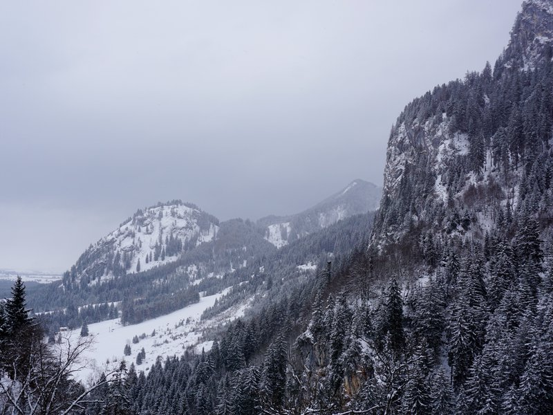 On the edge of the Alps 2