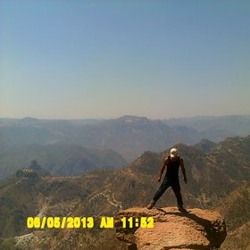 Copper Canyon, Chihuahua State, Mexico