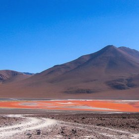 Laguna Colorada (Red Lagoon)