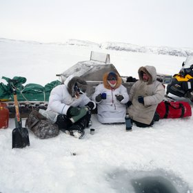 Polar Oceanographers' Tea Time