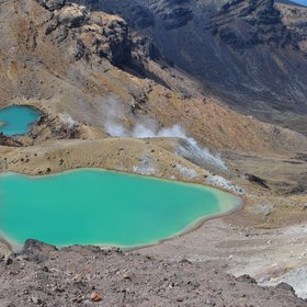 The Emerald Lakes