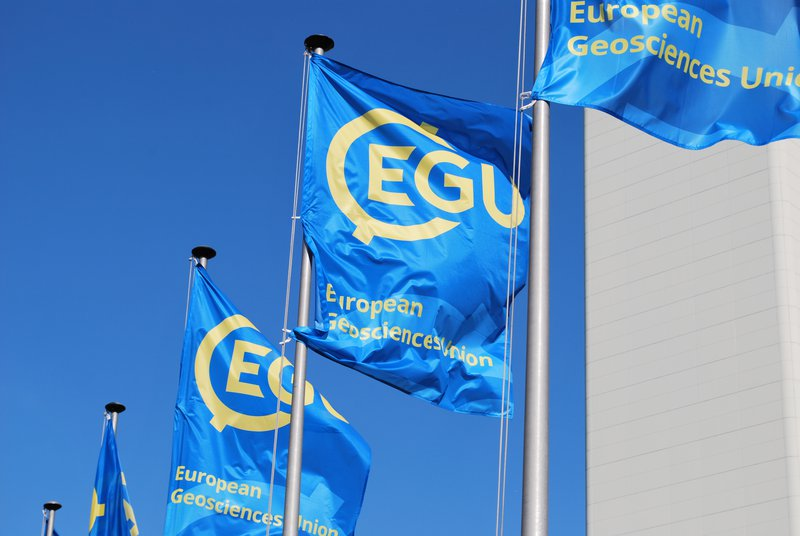 EGU Flags at EGU General Assembly 2016
