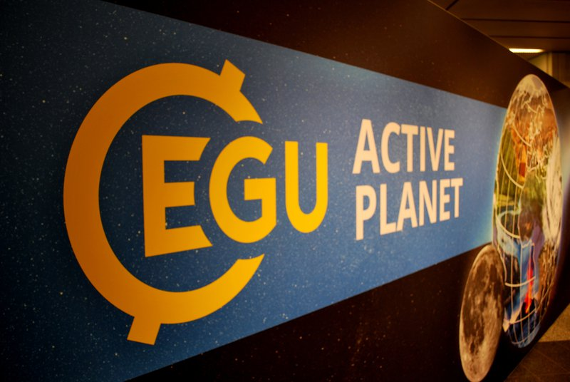 EGU General Assembly 2016 Active Planet