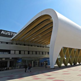 Austria Center Vienna during EGU General Assembly 2016