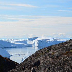 Earth and Ice in Greenland