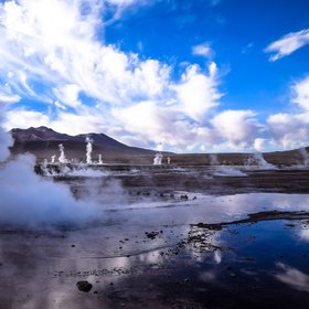 El Tatio (old man crying)