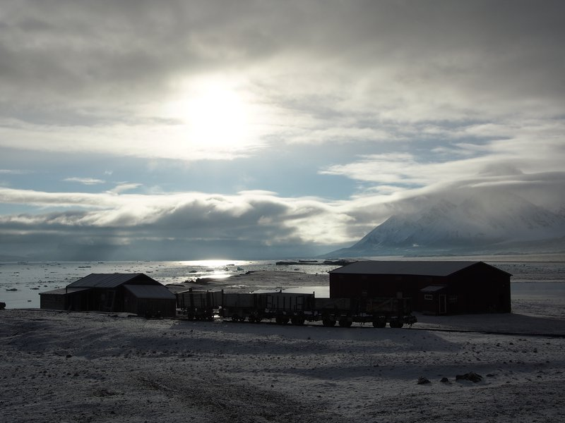 Abandoned Mining Operations in the Arctic