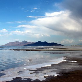 America's Dead Sea: The Great Salt Lake