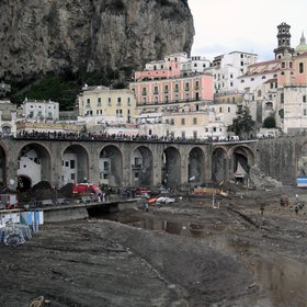 Atrani  2010, flash-flood (Amalfi coast, southern Italy)-