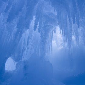 Erebus Ice Tongue Cave