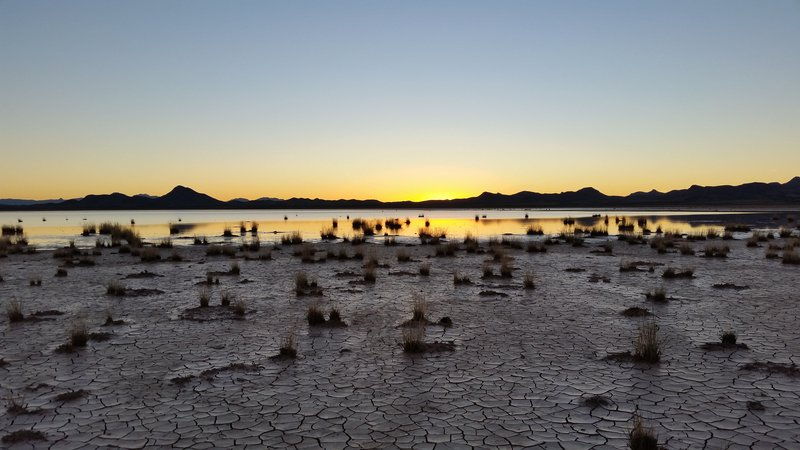 Day and Night – Flood and Drought