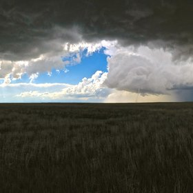 Tornado Roping Out, Eads, CO