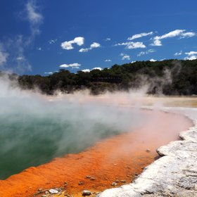 Geothermal paradise Down Under