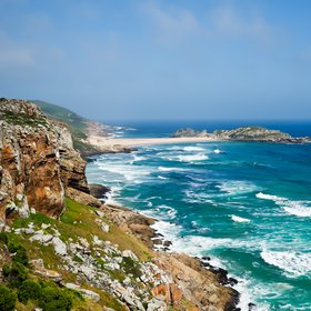 Robberg Peninsula - a home of seals