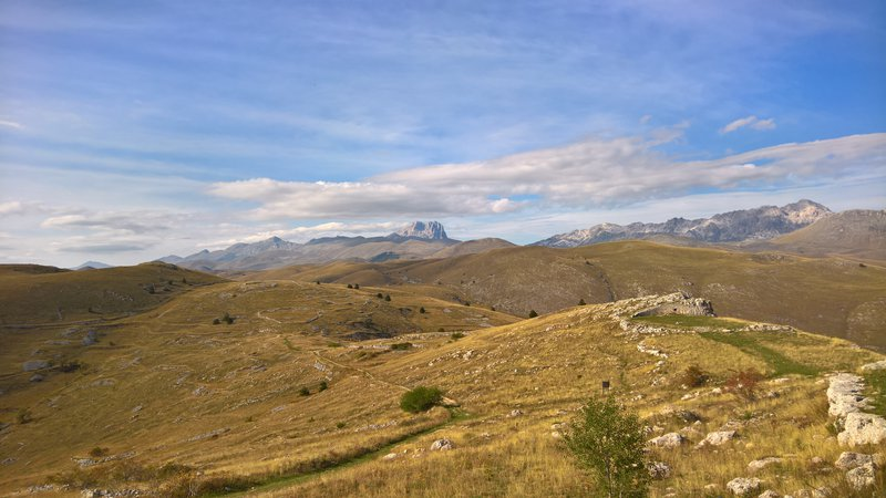 The Big Horn of Italy