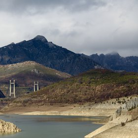 Sequía (2017 drought in Northern Spain)