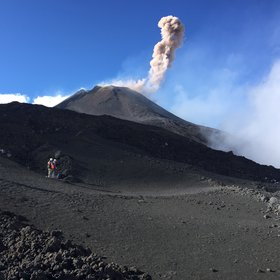 Mount Etna 2017: Business as usual