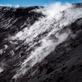 Mount Etna,  Nov. 2015